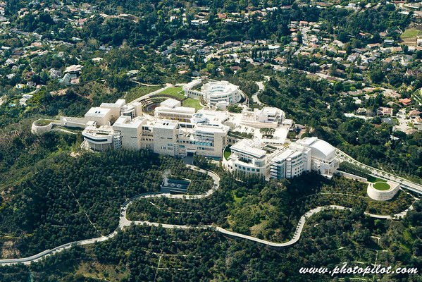 The Getty Center: Los Angeles