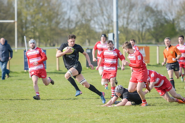 Kesteven RFC 1st XV vs Nottingham Moderns RUFC