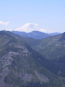 Cascades Hike with J Scott 6-30-06