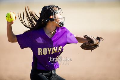 JH Softball vs. Lindsay, March 12