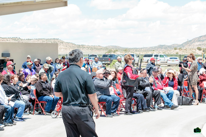 Gallup Veteran Cemetery Grand Opening 5-27-2019