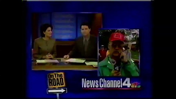 1998 Brooklyn Jamboree - Fred Schweizer  Jambo Chairman