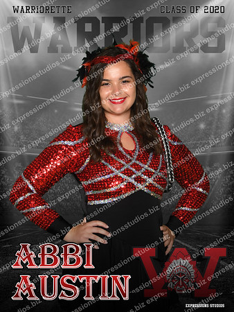 Band and Warriorettes 2019