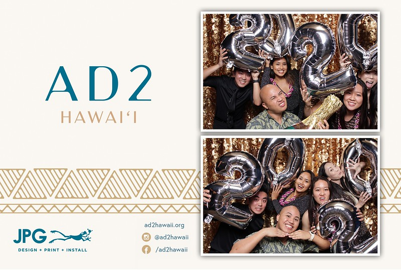 AD2 Hawaii 2020 (Photo Booth)