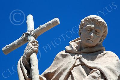 Padre Hermengildo Francisco Garces Statue Pictures [Champion of Yuma, Arizona Indians]