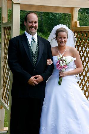 Decker & Baxter Wedding