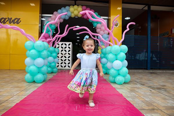 Aniversário 2 Anos Clara - Galinha pintadinha candy