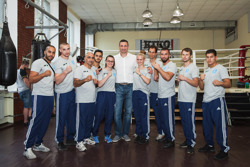 Sport-Chance meets Vitlai Klitschko