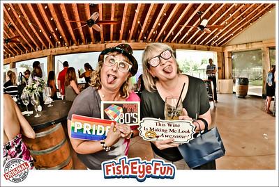 Fish Eye Fun Photos