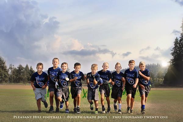 PH Boys 4th Grade Football