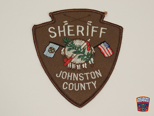 Oklahoma Sheriff Patches
