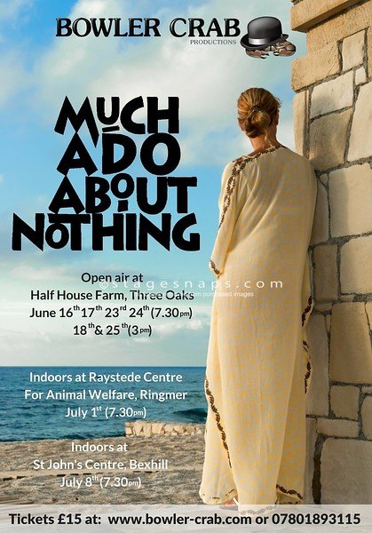 Much Ado About Nothing 2017