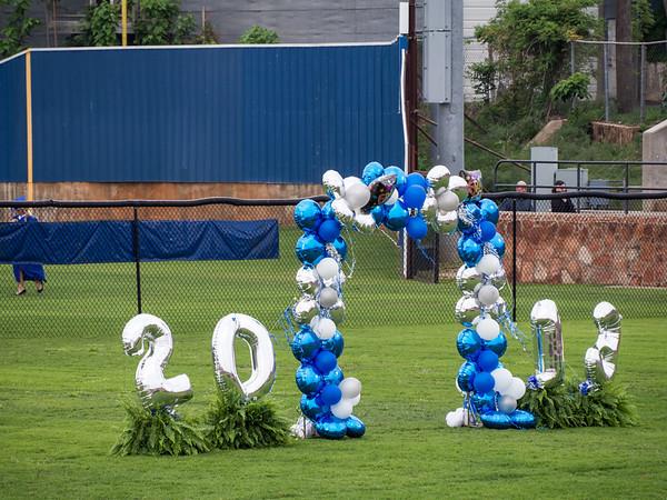 Courtney's High School Graduation