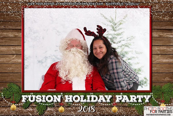 Fusion Holiday Party