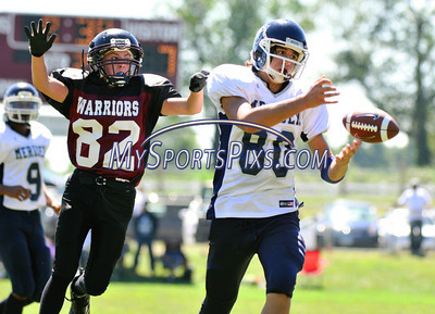 Meriden Raiders vs Torrington Warriors 8/29/2010