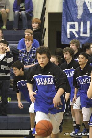 Palmer Vs. Colony Boys V 2-16-2011