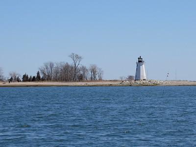 Sailing on Long Island Sound