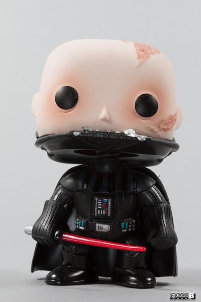 Darth Vader (unmasked)