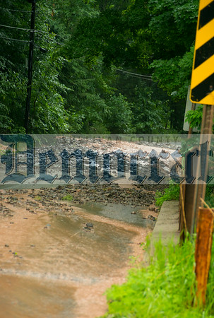 Callicoon Center Flood Damage by Jeanne Sager
