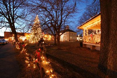 Christmas in Corydon - 2005