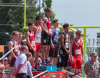 US Boys Track at State 5-24 to 5-26-18