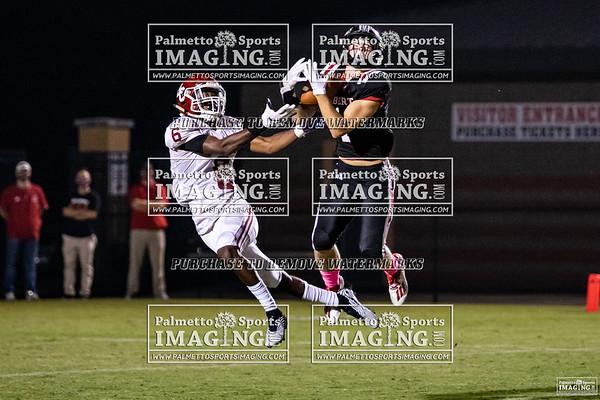 10-9-20 Gilbert Varsity Football vs Brookland Cayce