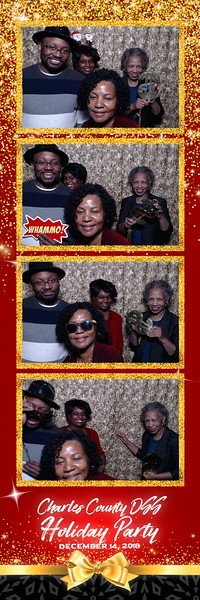 CCDSS Holiday Party 2018