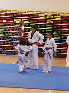 My 3rd Dan Taekwondo  Grading