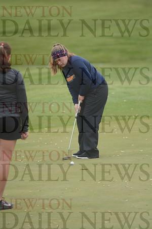 Class 2A Girls State Golf Tourney Day 1 5-28-19