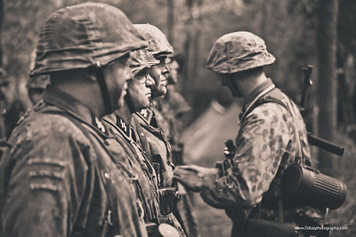 World War II Re-enactment 2012