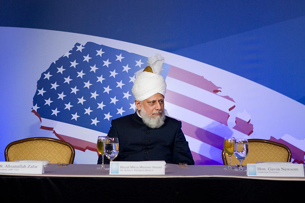 Khalifa of Islam USA Tour 2013