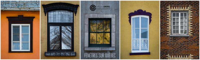 Fenêtres sur Québec