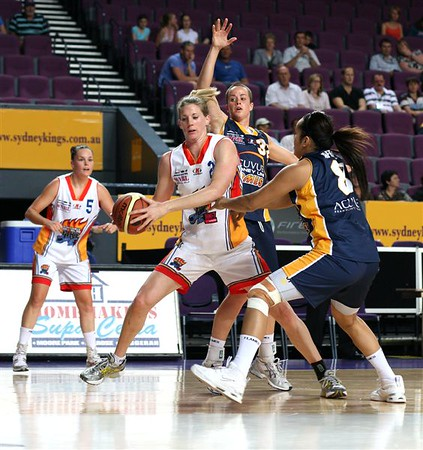 2007-2008 WNBL Feature Gallery