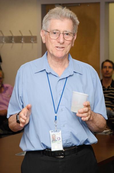 Bruce Woodgate retirement party, NASA/GSFC, June 2013
