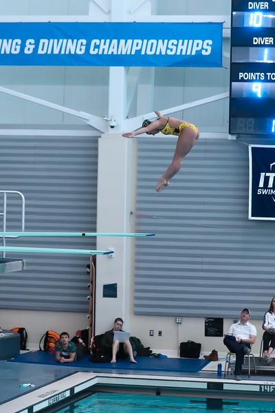 18 03 03 NCAA Div 3 Loren Regional Diving Championships