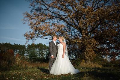 10/18/2014   Amy & Dave   Williams Tree Farm