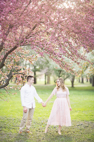 Jessi and Chase- Engagement