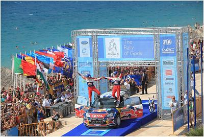 Rally Acropolis Greece 2011
