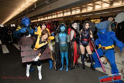 NY Comic Con 2018 Saturday Gallery II