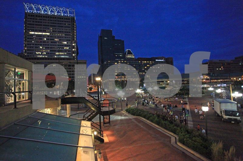 """Baltimore, """"Inner Harbor"""""""