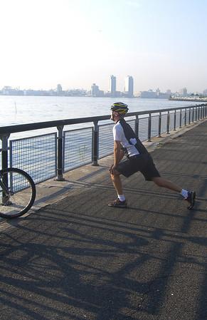 nyc bike trip with jerry (aug 26, 2011)