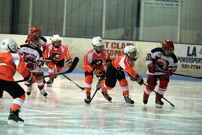 Game 3 - SCS Spitfires Vs Plymouth Flyers