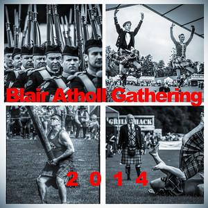 The 2014 Blair Atholl Highland Gathering