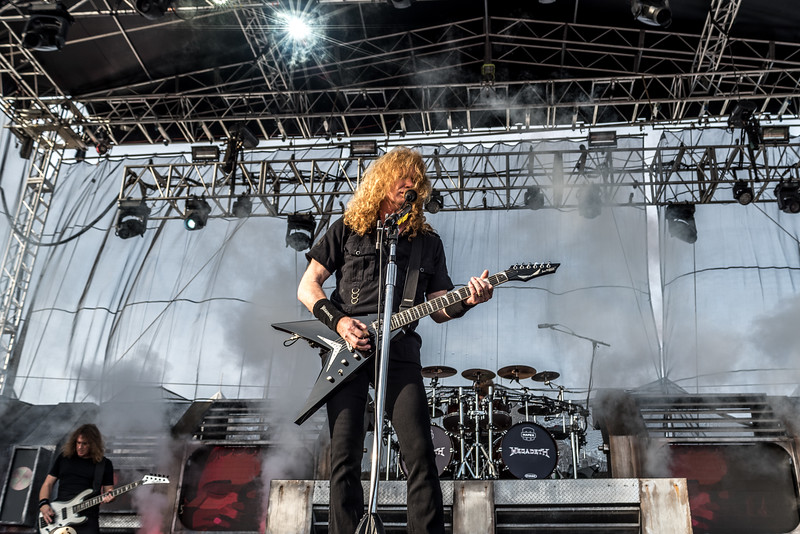 Megadeth - Fort Rock Day 1 4/30/16