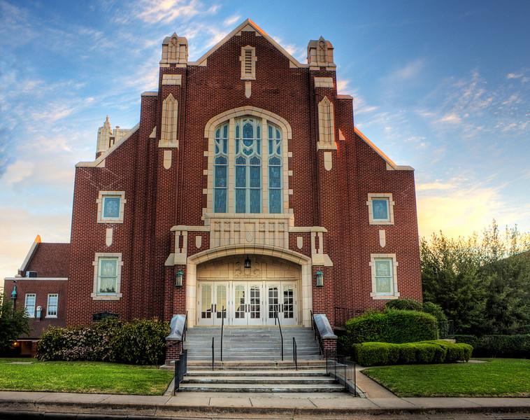First Presbyterian Church - El Dorado
