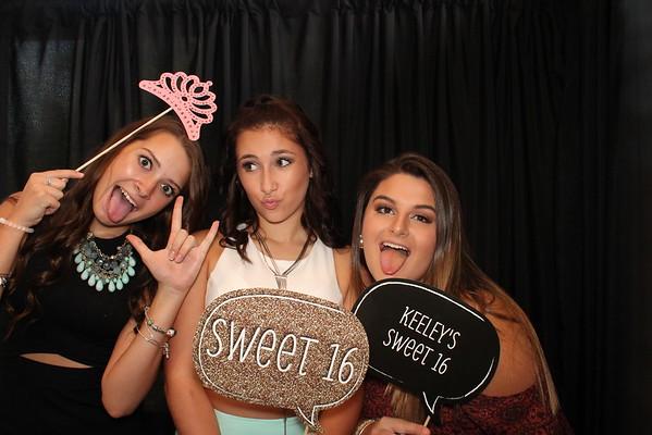 Keeleys Sweet 16