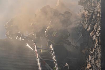 Willamette Lane Fire