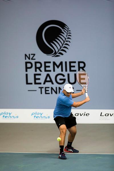 NZ Prem Tennis: 4 June