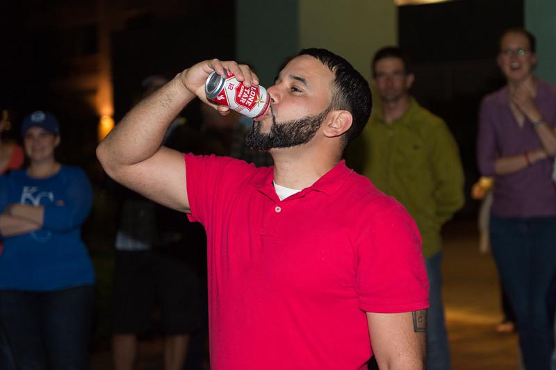 Beer Mile