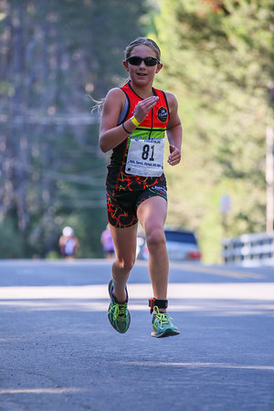 Donner Lake Sprint Tri Sprint Run